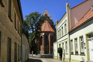 Stadtkirche St. Thomas Tribsees